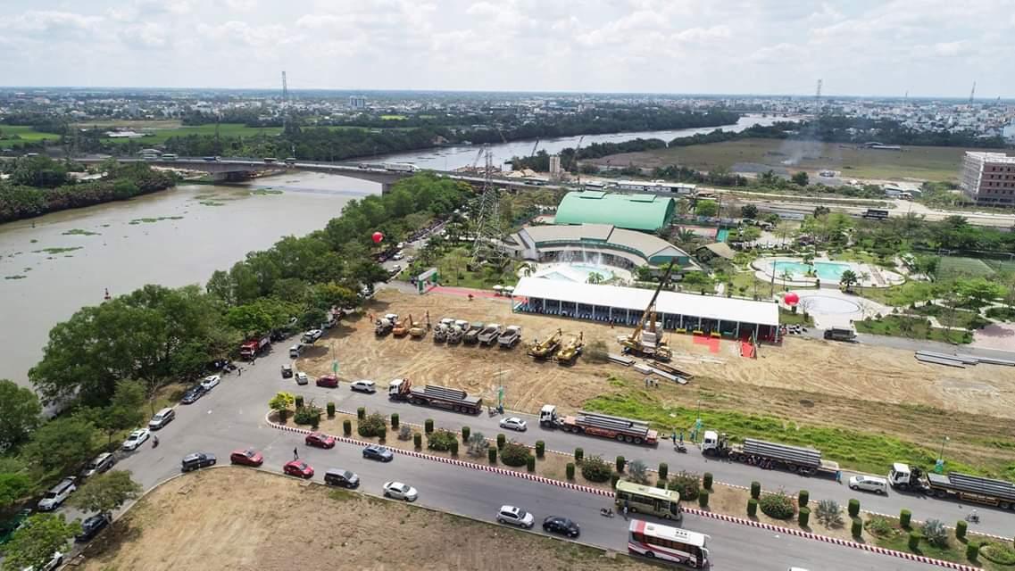 Dự án Lavilla Green City, P.6, Tân An