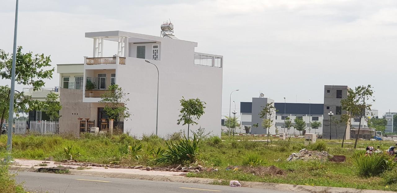 Nhà mẫu Khu dân cư IDICO P.6, Tân An, Long An