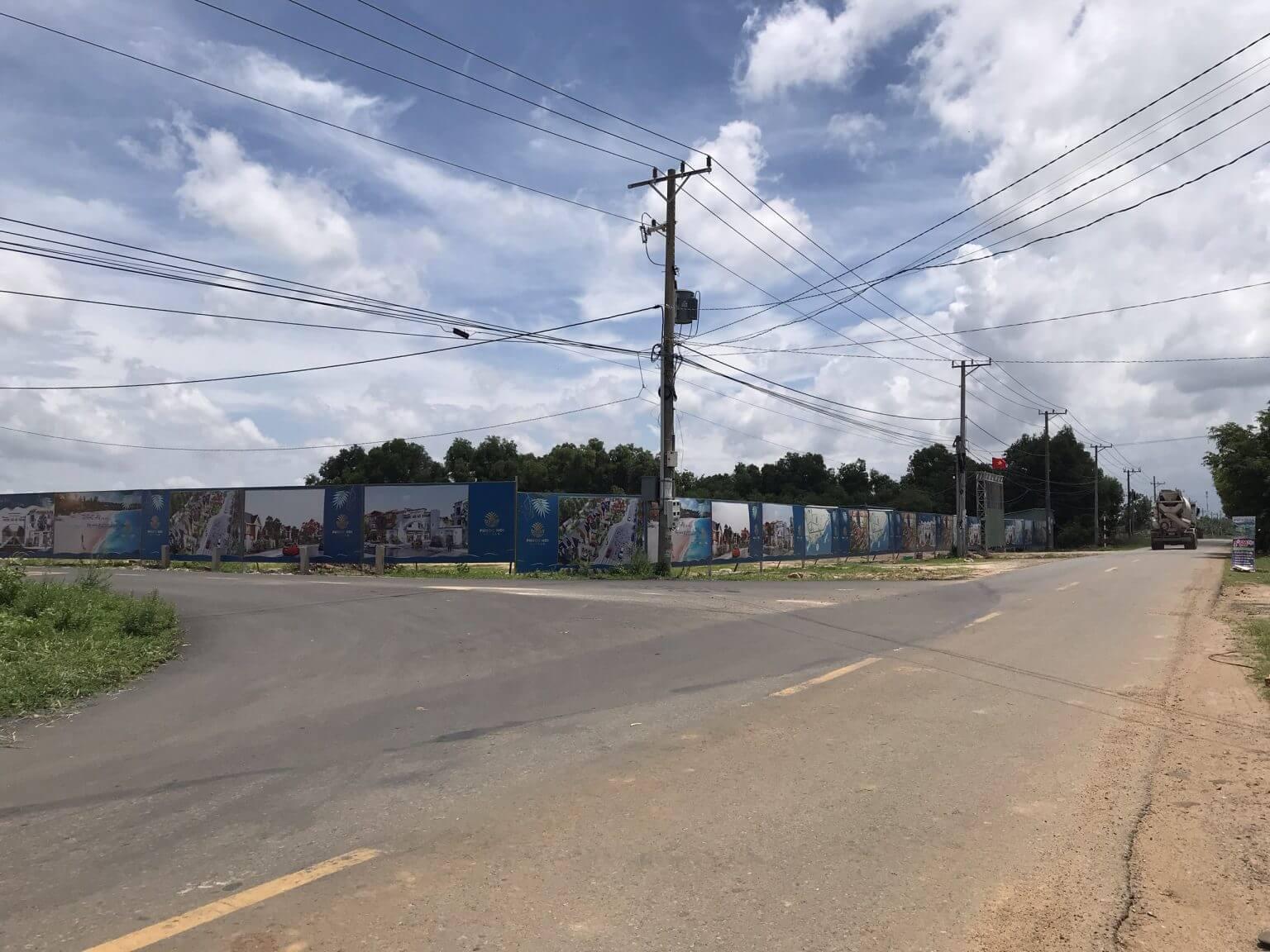 Khu dân cư Phước Hội Hồ Tràm 8